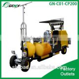 GN-C01-CP200 Driving Type Cold Paint High Pressure Airless Spraying Road Marking Machine