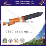 (DUCKM-C220TY) copier part drum unit for Konica Minolta Bizhub ADC288 ADC368 for Develop Ineo + 220 +220 kcmy 4pcs/set