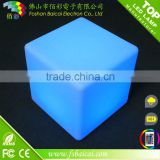 multi-colour changing led cube furniture,Remote Control Led Lighting Cube/Led Cube Furniture massage chair