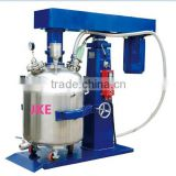 JKE Closed Type Pneumatic Paint Mixer Industrial Paint Mixing Machine Paint Mixing Color Machine