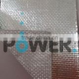 high quality fire proofaluminum foil building construction material china professioanl manufacture