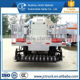 Manual Transmission Type and Diesel Engine small 4000 liters asphalt distribution truck hot sale