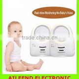 300M S100 Voice Control Baby Monitor with Nightlight Music New 2.4G Digital Wireless Voice Control Baby Monitor