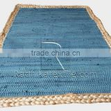 RTHDM-5 Braided Indian Traditioal Cheap Handmade Jaipur Traditional Jute Material Home Decor Door Mats Manufacturers