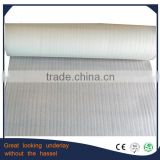 soft white EVA foam waterproof and soundproof cheap laminate flooring underlayment made in China