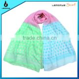 trading & supplier of china products screen printing silk scarf