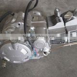 Zongshen brand 160cc high quality oil cooled engine with kick start