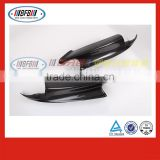 new product 2006-2009 3 series FOR Bmw E92 M3 front lip splitter carbon fiber black high quality