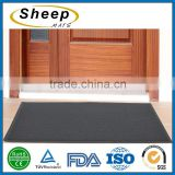 Good quality custom logo non slip entrance mat