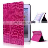 Luxury Retro Antique Style Leather Magnetic Smart Cover Hard Case For iPad Mini 2
