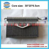 automotive AC kit Evaporator core size 300*200*65mm unit For Mercedes Benz Truck evaporator