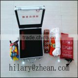 aluminium packing rescue tools for fire mask/fire blanket/fire extinguisher/fire gloves/fire belt
