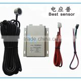 Analog voltage 1-5V 4-20mA RS232 or RS485 optional output and ultrasonic sensor theory ultrasonic fuel tank level detector