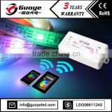 SP105E Magic controller for dream led strip with RF bluetooth wifi funtion rf magic led strip controller