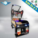 2014 New Coin Operated arcade game machine for shopping mall basketball machine for sale