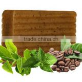 Wholesale Best Price Exfoliating Coffee Soap