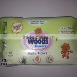 Baby Popular Soft Skin Care Wet Wipe