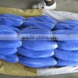 Used commercial monofilament fishing nets