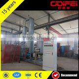Professional DTS latest used fuel oil filter machine tyre recycling plant cost made in China