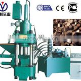 Shanghai Yuke Industrial aluminium scraps briquette making machine /iron scraps briquette making machine with CE certificated