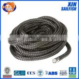yacht braided rope fender ropes made in China