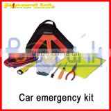 H90165 Highway safety car emergency tools, car warning triangle V-QZH54