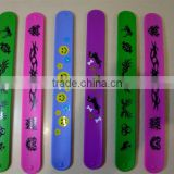 Wholesale silicone slap wristbands with best price