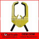 Heavy Duty Wheel clamp Heavy Duty Key Lock Security Car Van Caravan Trailer Wheel Clamp Lock A1979
