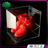 Hot sale acrylic shoe display rack cheap display for store