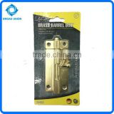 Factory Price Security Door Latch Types Barrel Bolt