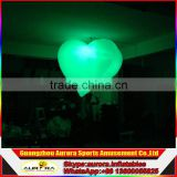 Newest Product LED Inflatable Water Floating Balloons Lights in China /inflatable balloon