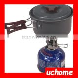 UCHOME Okeler Camping outdoor mini backpacking portable gas stove