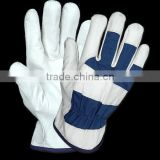 Goat / Sheep Leather Driver Gloves Applications: Vehicle, Handling, Rigging Strapping Size: 7-10