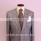 double breasted fashion bespoke men suit