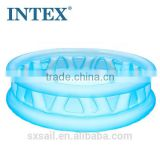 INTEX Soft Blue Inflatable Pool Swimming Pool