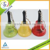 high quality colorful swiss cow bell/metal bell