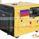 Diesel Generator with Single Phase