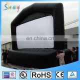 Big Inflatable Air Movie Theater Screen for Outdoor
