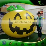 Halloween Festival Pumpkin Skull Heaad Face Mask Decorations Inflatable Skull Head