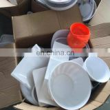 sell in kgs plastic tableware stock cheappopular plastic bowl stock