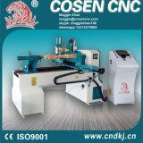 China cnc wood engraving lathe ,Cosen CNC the Goldden supplier with amazing quality