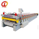 Color Steel Double Layer Roof Sheet Roll Forming Machine