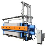 GLOBAL JINWANG 1500mmx1500mm fully automatic filter press with  cloth washing system