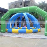 2016 high quality and popular inflatable welcome arch,small inflatable arch,inflatable boat arch