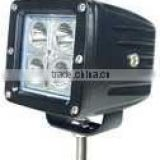 Good news~BONSEN lower price 12W led work light for tractor, forklift, off-road, ATV, excavator, heavy duty equipment etc.