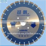 Green concrete and Asphalt cutting disc circular type for all Hand Saws or Low hp Walk Behinds