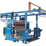 leather embossing/embossed printing machine