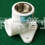 ppr female male elbow wit disk pipe fitting