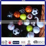 cheap colored promotion golf ball