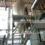 Ammonium nitrate spray drying equipment